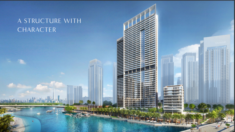 Palace Residences - Dubai Creek Harbour