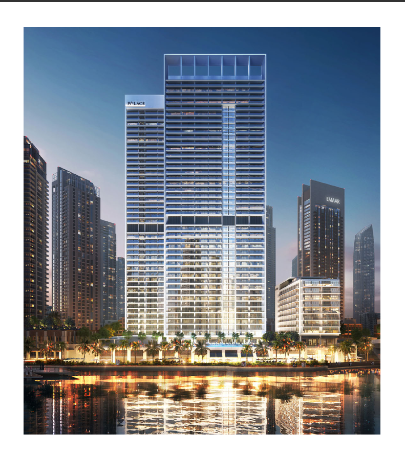 Amazing 2 BR Apartment in Palace Residences - Dubai Creek Harbour
