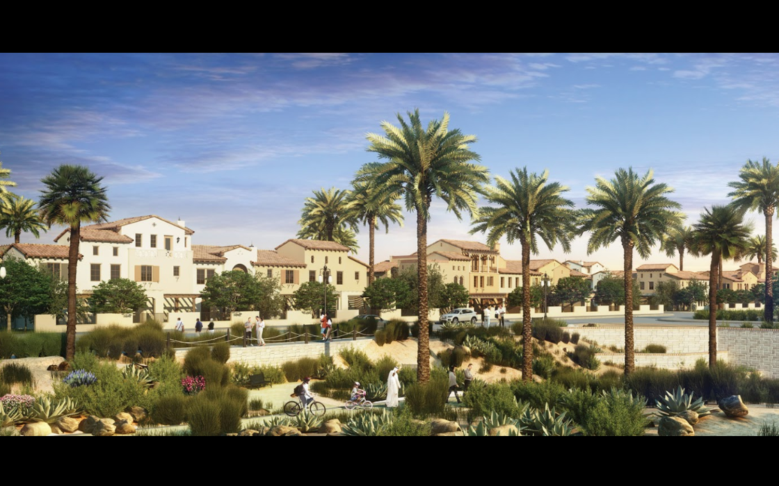 Mira Oasis Townhouse - Near Arabian Ranches