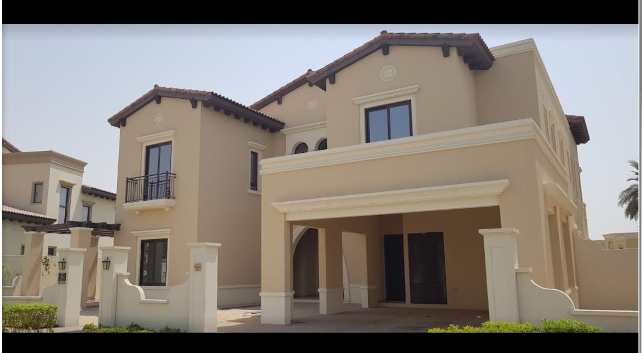 Rasha Villa - Arabian Ranches