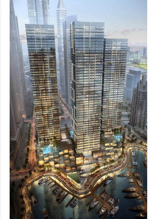 Marina Gate 1 - Dubai Marina