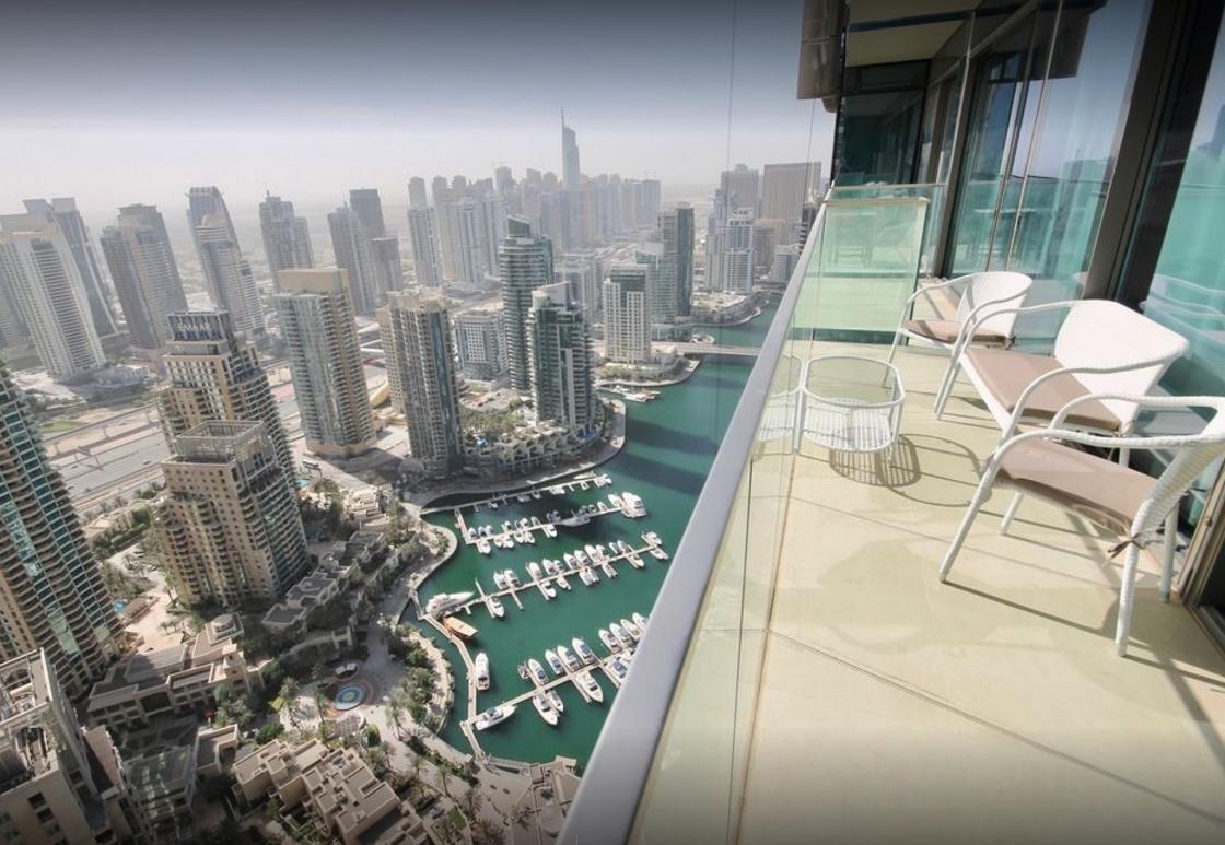Marina Gate II - Dubai Marina