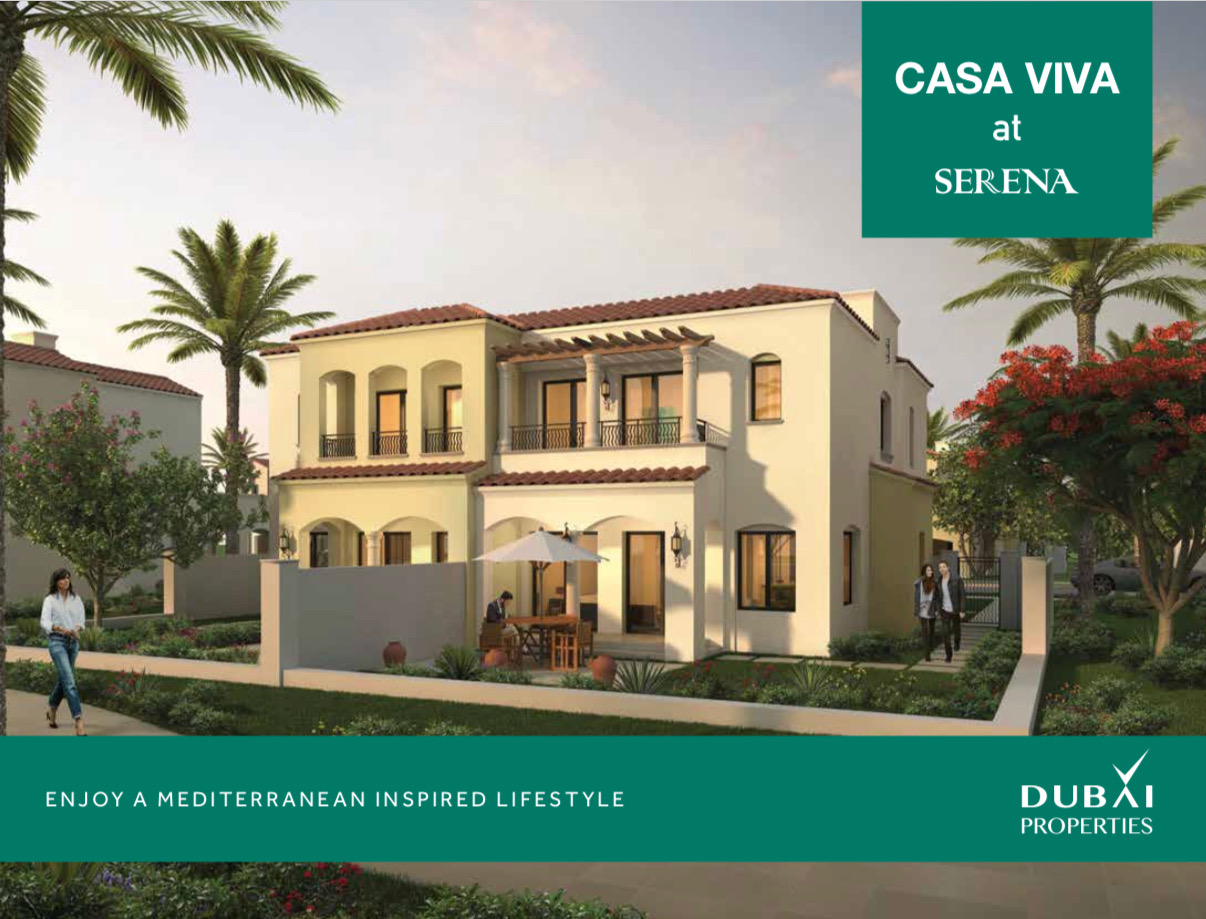 Amazing 3 BR Townhouse in Casa Viva at Serena