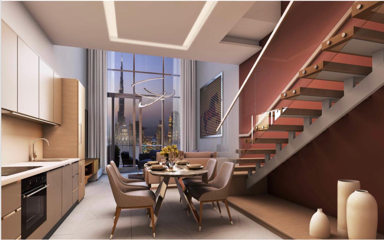 Amazing 1 BR Apartment in High Luxury SLS Dubai Residences